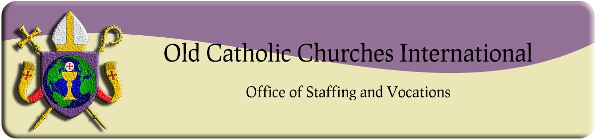 Office of Staffing and Vocations